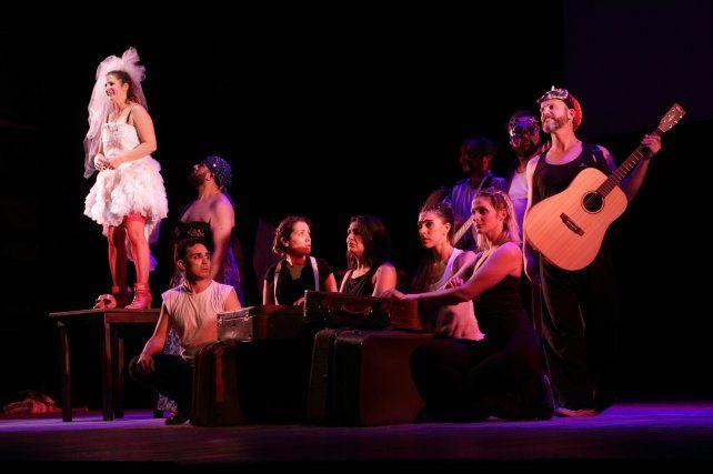 Teatro del Bardo presenta Plan B..., mañana en la Casa de la Cultura