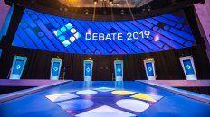 la camara electoral expreso su conformidad tras el primer debate