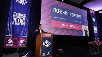 Se inauguró el 2° Festival Internacional de Cine de Entre Ríos