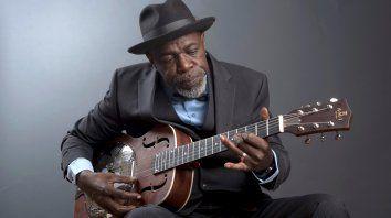 Lurrie Bell, leyenda del blues de Chicago, tocará en Paraná