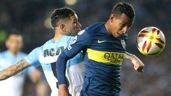 Bajo la lupa. Sebastián Villa buscará ganarse un lugar en las semifinales de la Copa Libertadores.