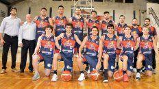 Renovado. El equipo de Paraná hizo algunos cambios en la plantilla y buscará ser protagonista en la tercera categorías del básquetbol.