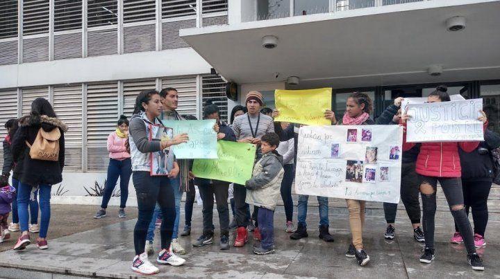 Pidieron justicia por Cristian González: Hay muchas dudas