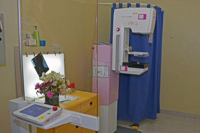 El hospital San Martín realiza exámenes mamarios a demanda hasta fin de mes