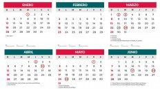 el gobierno anuncio los feriados puente para el 2020