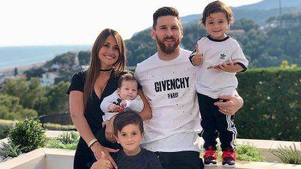 La foto inédita de Messi y Antonela Roccuzzo en el inicio del romance
