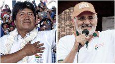 Morales y Mesa van a segunda vuelta en Bolivia
