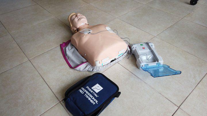Manos que pueden salvar vidas
