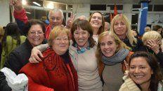 Pronóstico. La elección del 27 será un homenaje a Néstor Kirchner, anticipó la candidata a diputada Osuna.