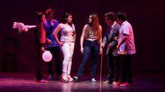 teatro, musica y canto en los encuentros artisticos de la escuela simon de iriondo