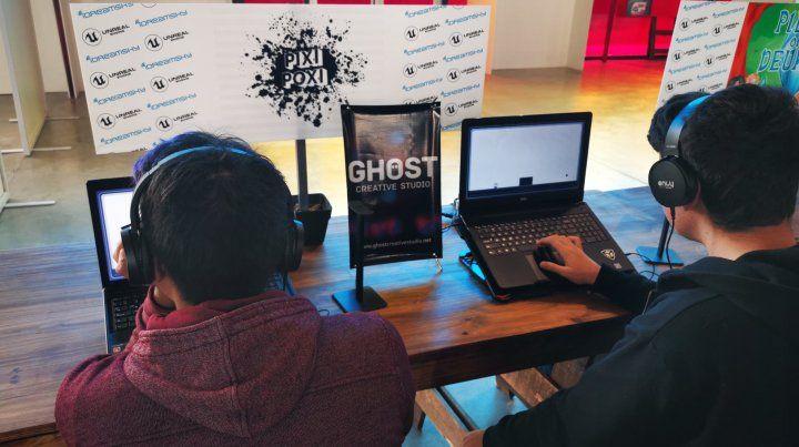 Ghost mostró sus desarrollos en diferentes puntos del país.
