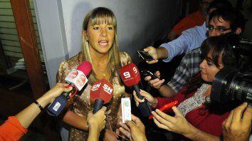 A resolución. La jueza de Garantías Paola Firpo dará a conocer si acepta o no el acuerdo presentado.