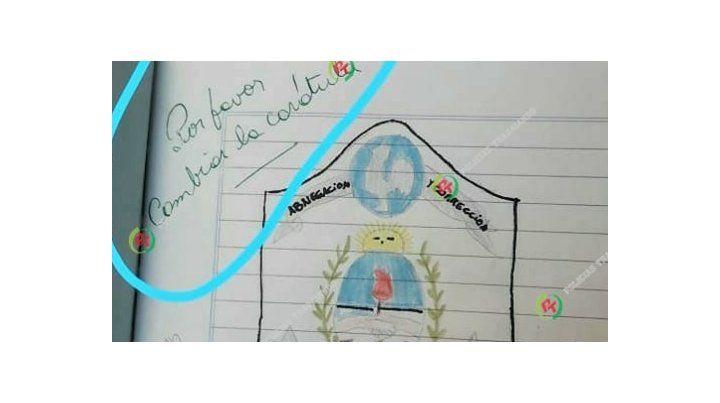 Reimon, el niño discriminado por amar a la Policía