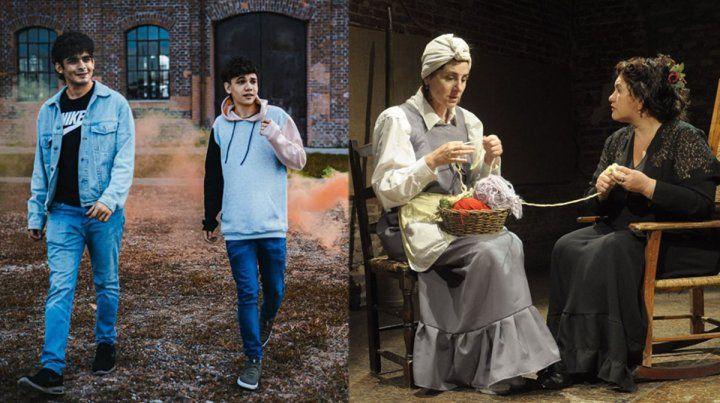 Velada inaugural. El dúo Deuce dará un recital acústico y un elenco concertado de Paraná presentará la obra La Delfina