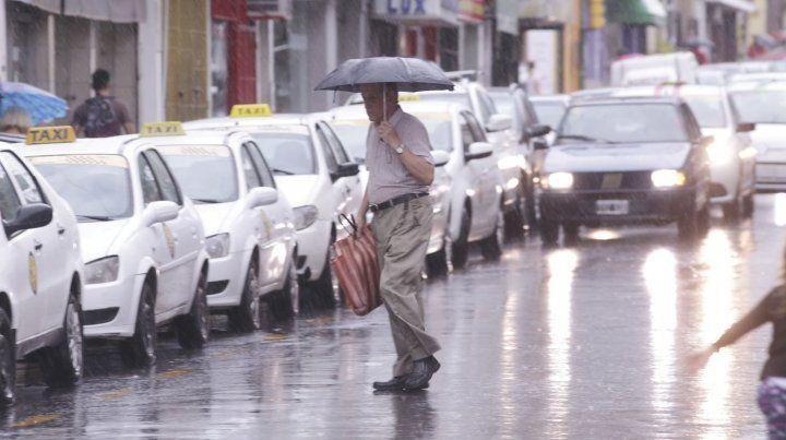 Alerta meteorológico para Entre Ríos y otras provincias