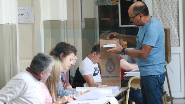 En Entre Ríos votó el 81% de la población