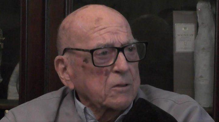 A sus 101 años Saturnino Erro dijo: Vivíamos en la miseria y con el Peronismo surgimos