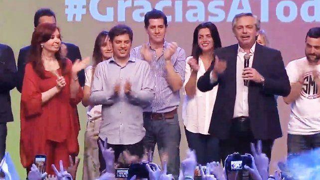 Alberto: Lo único que importa es que los argentinos dejen de sufrir