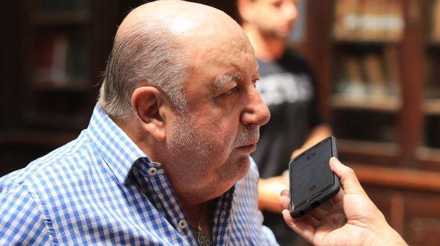 Jorge Pedro Busti entrevistado por La Red.