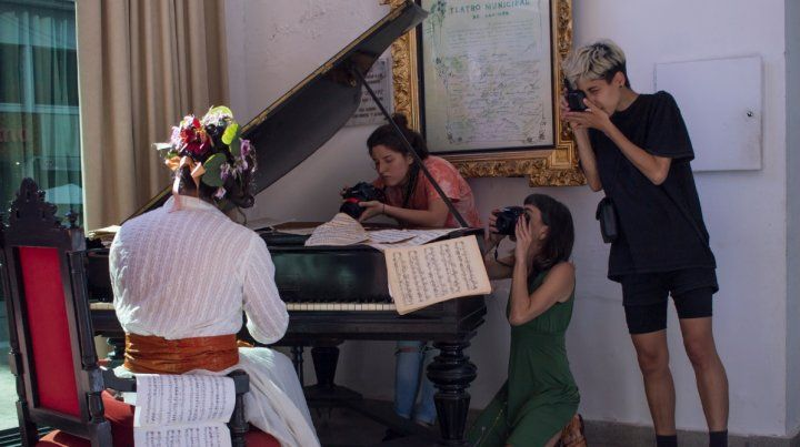 Museo del Teatro: La Transformance