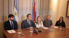 bahl denuncio penalmente a la municipalidad de parana por fraude y malversacion de fondos