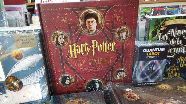 Se viene el Harry Potter Day, previo a Halloween