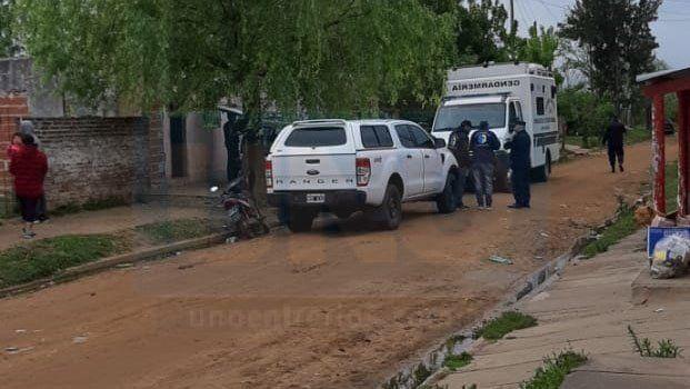 Razzia con detenidos, secuestro de drogas y dinero