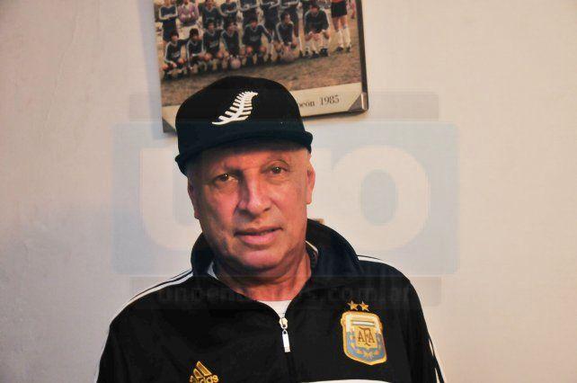 El fútbol paranaense de luto por el fallecimiento de Tamango Humoffe
