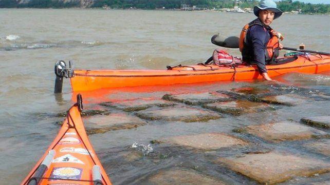 Las imágenes fueron publicadas en Paraná hacia el Mundo.