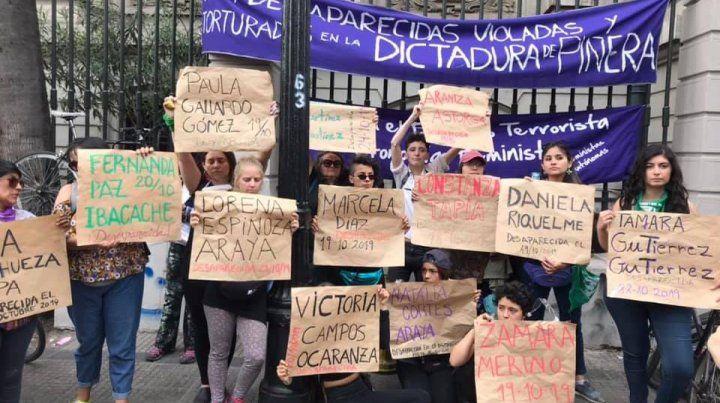 Denuncian desaparición de 13 mujeres en Chile