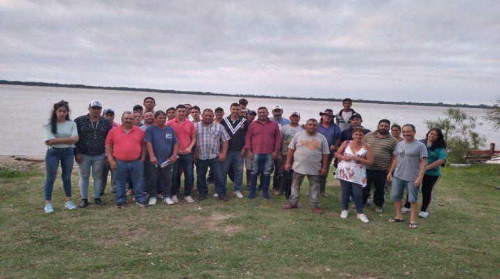 Pescadores piden herramientas y capacitación