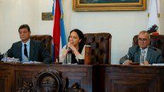 el concejo debatio sobre la emergencia economica