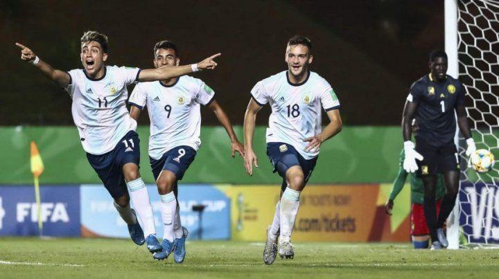 Fue victoria del equipo nacional.