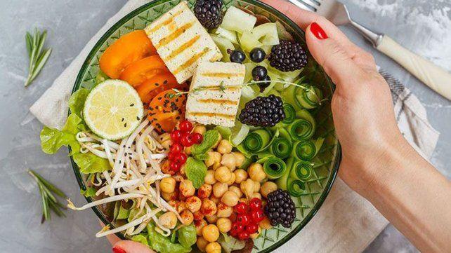 Dieta equilibrada. En toda alimentación debe incorporarse la variedad de productos.