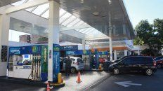 aumentaron los combustibles
