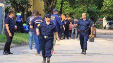 parana: encontraron un hombre muerto con varios impactos de bala
