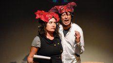 Originales. Roberto Fadil y Graciela Strappa son los actores que también actuaron en la versión de 2004.