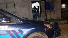 policia federal rescato una menor, victima de trata, en un control en ruta 14
