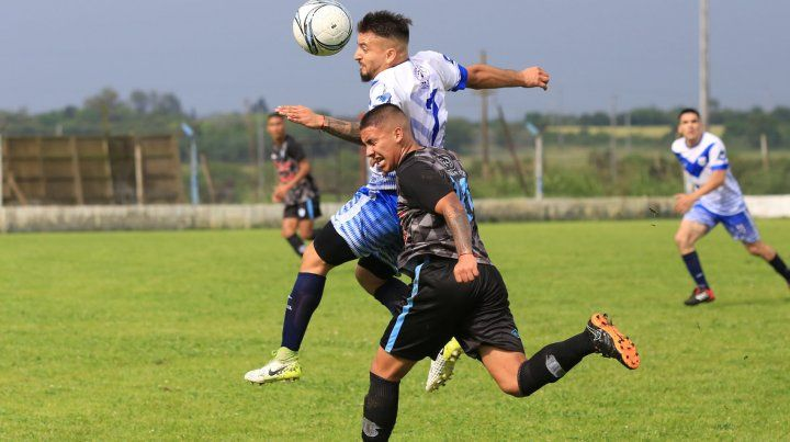 Sportivo Urquiza sacó una mínima diferencia en la ida