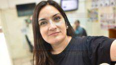 Grosa. Ana es la presidenta de Suma de Voluntades, la ONG que trabaja en tres barrios carenciados de Paraná.