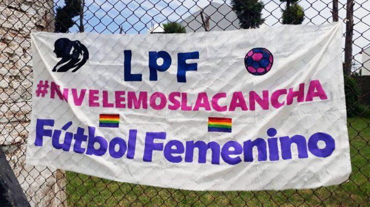 LPF: Reclaman el premio para las Campeonas 2019