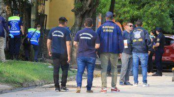 una pelea al mediodia habia precedido el asesinato a balazos en villa almendral