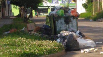 la basura nos paso en limpio