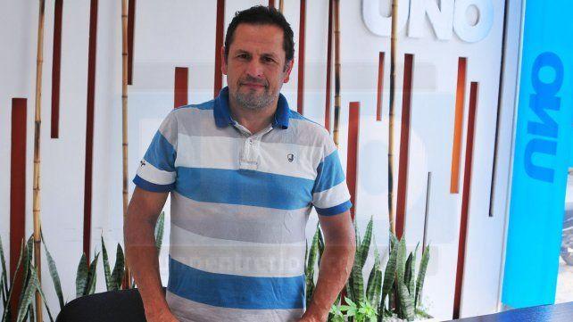 Organización. Aldo Villalba