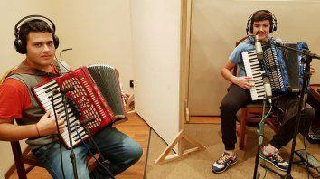 los jovenes musicos presentaran hoy el vi disco de la tocata