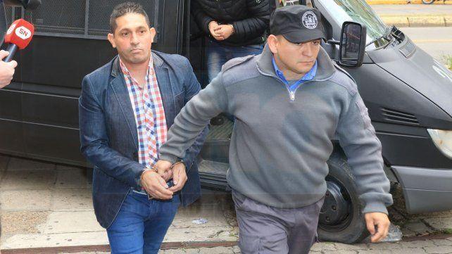 Funcionario contó que Daniel Celis armó en la cárcel la lista que compitió por el Suoyem
