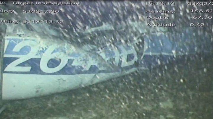 Desaparecieron los restos del avión en el que falleció Emiliano Sala