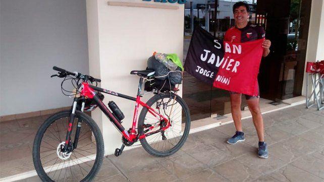 Locura Sabalera: más de 700 kilómetros por amor a Colón