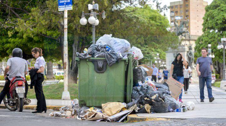 La Municipalidad deberá normalizar el servicio de recolección de residuos