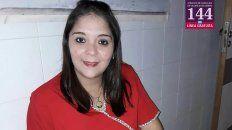 encontraron asesinada a la enfermera que habia desaparecido en san nicolas